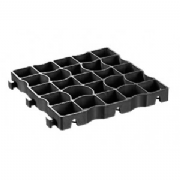 EcoGrid Permeable Grid E30 Black